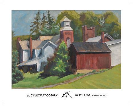 Church at Coburn