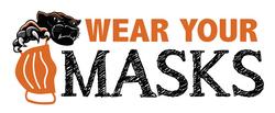 Wear Your Masks Campaign logo