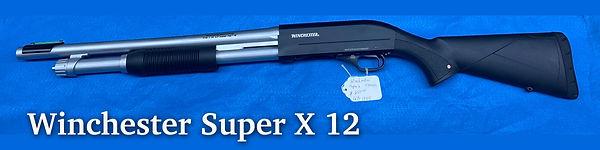 Winchester Super X  12 Guage