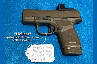 Hellcat Springfield Armor 9 mm