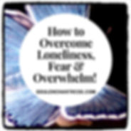 how to overcome loneliness, overcoming f