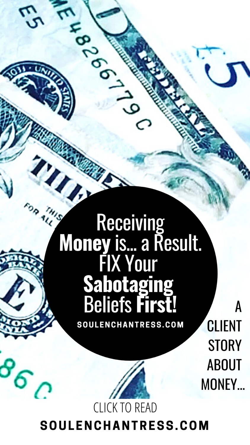 Soul Enchantress, introverts and money , business wellness , entrepreneurs and money , business psychic