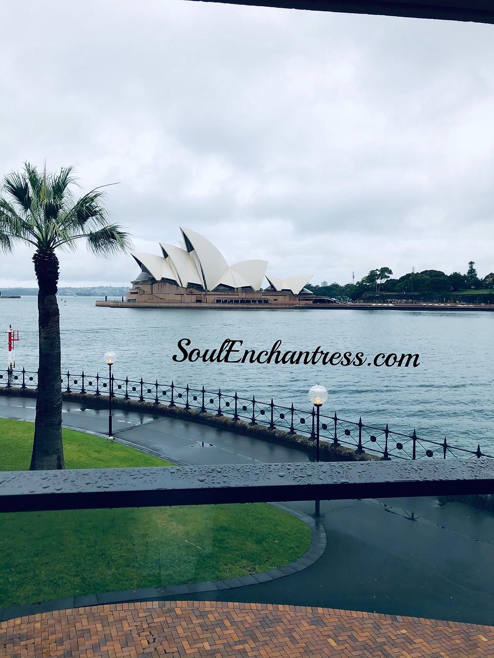 soul enchantress, luxurious lifestyle, destinations, park hyatt sydney