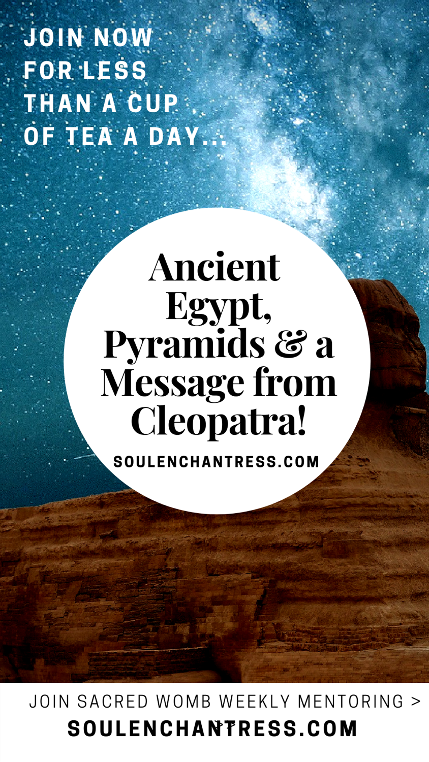 ancient egypt, who built the pyramids, cleopatra, love, soul enchantress