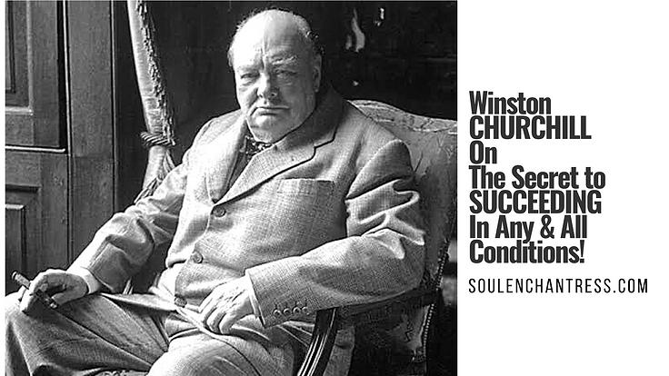 winston churchill, soul enchantress