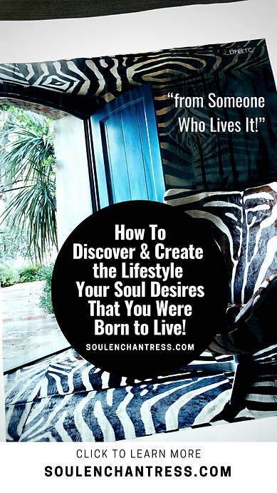 soul enchantress, how to create your dream life, what does my soul desire for my life, introvert entrepreneur, make money traveling