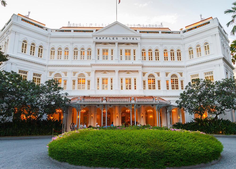 soul enchantress, luxurious lifestyle, destinations, raffles hotel