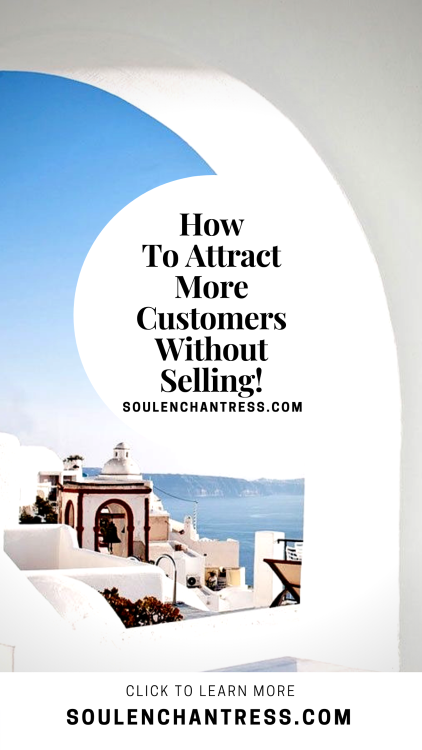 soul enchantress, how to attract more customers and sales, how to increase sales, starting a business, business start up courses