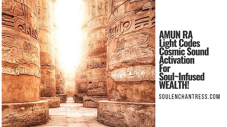 amun ra activation, soul enchantress, an