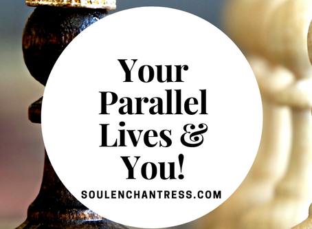 PARALLEL LIVES, HOW TO CLEANSE & BLESS YOUR HOME & WORKPLACE!