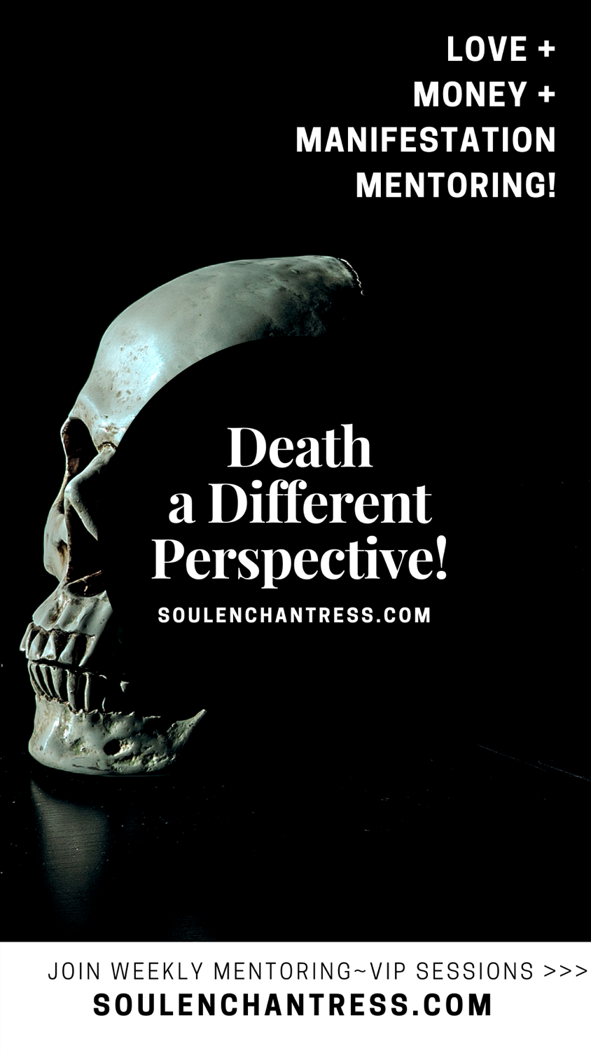 what happens after you die, what happens after death, soul enchantress