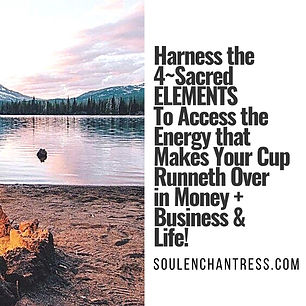 sacred elements, soul enchantress