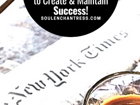 HOW BUSINESS MAGNATES USE POWERFUL ENERGETIC STRATEGIES TO CREATE & MAINTAIN SUCCESS!