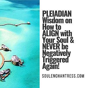 pleiadian wisdom, soul enchantress