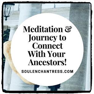 healing ancestral wounds, healing ancestral trauma, ancestor readings, psychic medium, sou