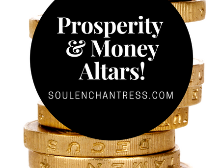 Powerful Ritual For Attracting MONEY!
