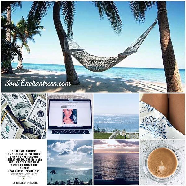 soul enchantress, how to turn your business into a money machine, how to create a luxuriously fulfilling lifestyle, introvert entrepreneur