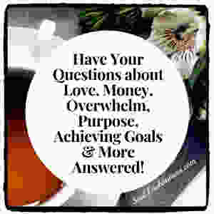 soul enchantress, finding your purpose, love, money, overwhelm