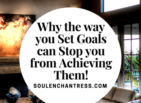 HOW TO SET GOALS & ACHIEVE THEM EASILY!