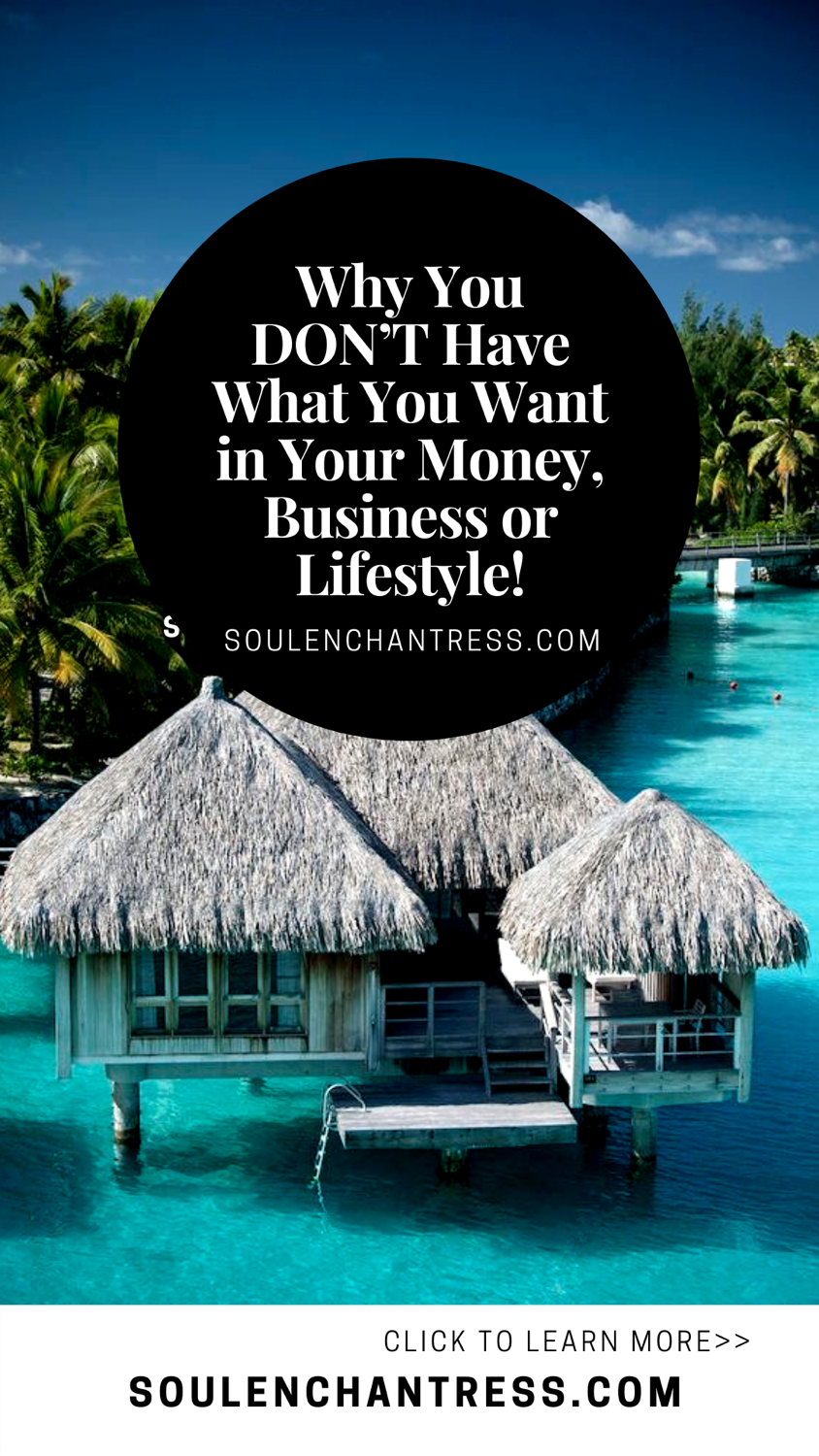 soul enchantress, how to create your dream lifestyle, online course to make money, how to turn your business into a money machine, how to create a luxuriously fulfilling lifestyle, introvert entrepreneur