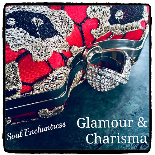 GLAMOUR + CHARISMA + CONFIDENCE BOOSTER ~ PRIVATE SESSION