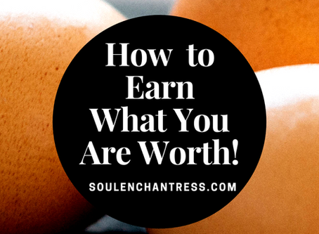 HOW TO EARN WHAT YOU ARE WORTH, HOW TO RAISE YOUR PRICES, HOW TO GET A PROMOTION!