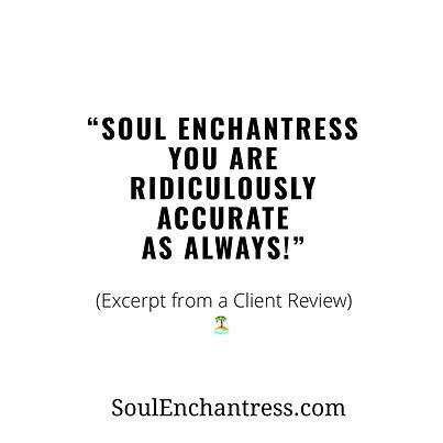 soul readings, psychic readings, soul enchantress