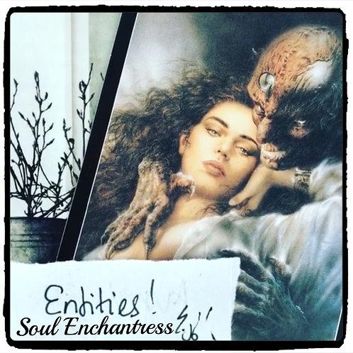 REMOVE UNWANTED SPIRITS + ENTITIES  & CLOSE PORTALS ~ CUSTOM COSMIC TRANSMISSION