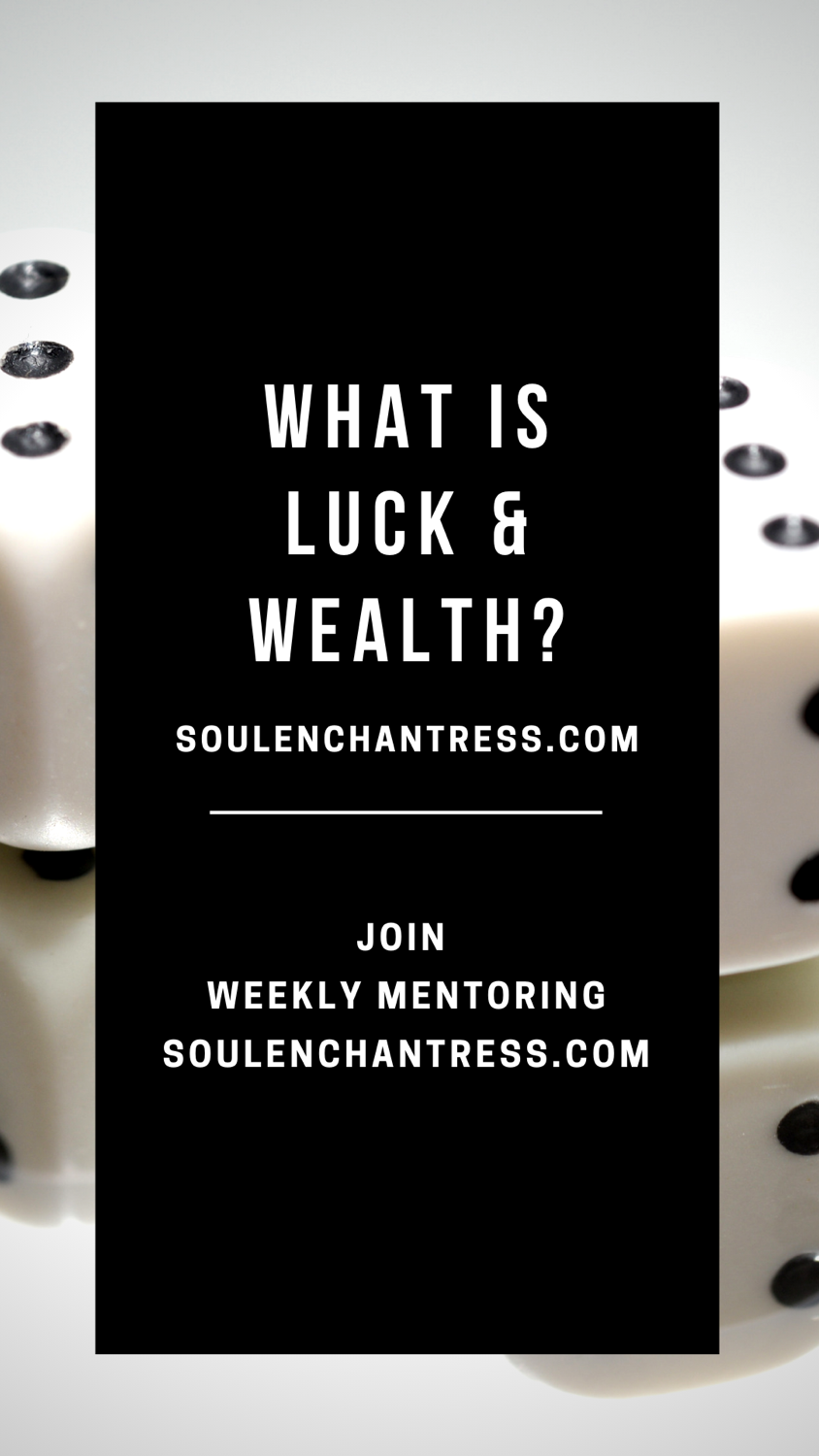 how to become lucky, how to retire early, soul enchantress