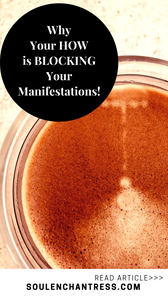 what's blocking my manifestations, manifesting blocks, blocks to manifesting, how to achieve goals, how to set goals, achieving goals, soul enchantress