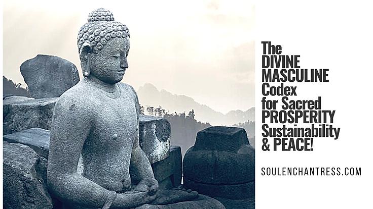 divine masculine, lord buddha weisdom, v