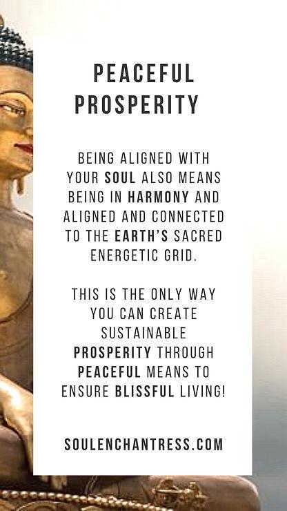 soul enchantress, wisdom codes, sacred money making, peaceful living, earth codes, prosperity codes, wealth codes