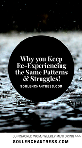 overcoming relationship struggles, overcoming money struggles, overcoming anxiety issues, self doubt, soul enchantress
