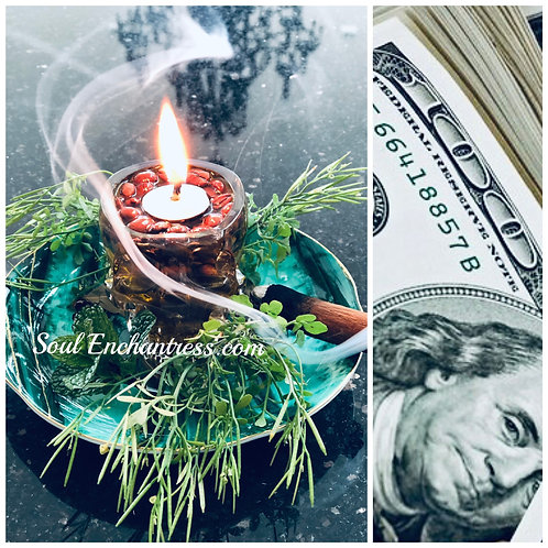 ATTRACT MONEY+ CUSTOMERS + CLIENTS + SUCCESS ~ GROUP ENCHANTMENT