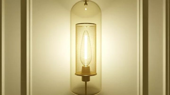 The Wall Sconce