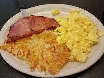 Tuesday Breakfast Buffet