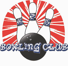 kps bowling club logo design
