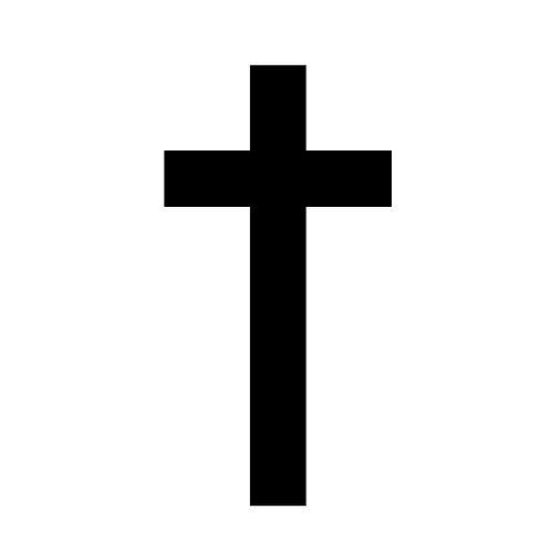 DECAL - Religious Symbols
