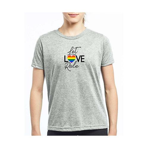 Let Love Rule Tee - Youth