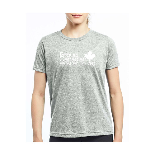 Proud Canadian Tee - Youth