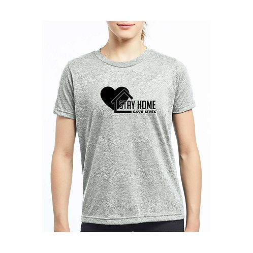 Stay Home Save Lives Tee - Youth