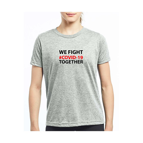 We Fight Covid 19 Tee - Youth