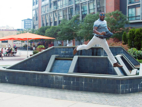Blogger Of The Month: Abu Fofanah