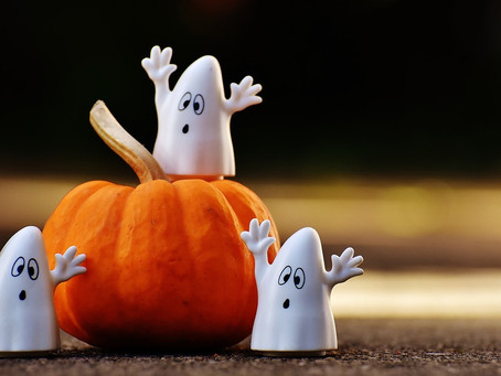 ANTON NEWSPAPERS: Nutrition For A Healthy Halloween