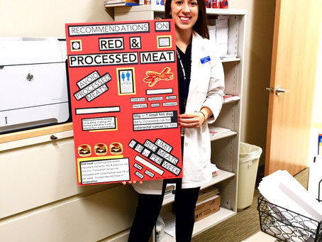 Getting The Most Out Of Your Dietetic Internship