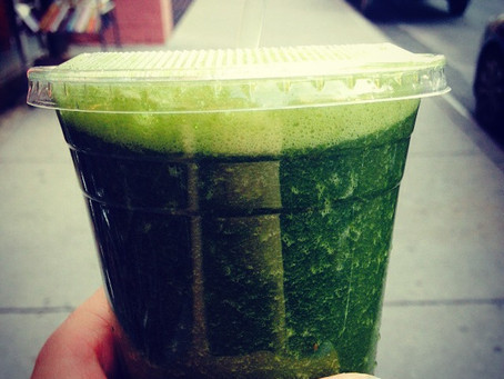 CITY GIRL BITES: To Juice Or Not To Juice: Top 4 Hottest Juice Bars In NYC