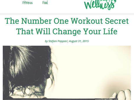 TKTW: The Number One Workout Secret That Will Change Your Life