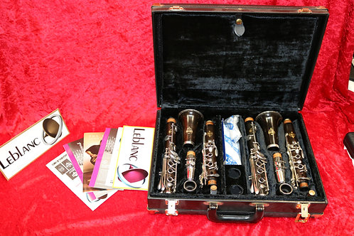 Leblanc A&B Clarinets