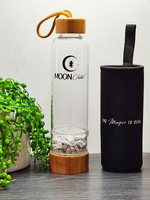 Crystal Elixir Drinking Bottle  HOWLITE