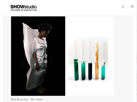 SHOWstudio by Nick Knight
